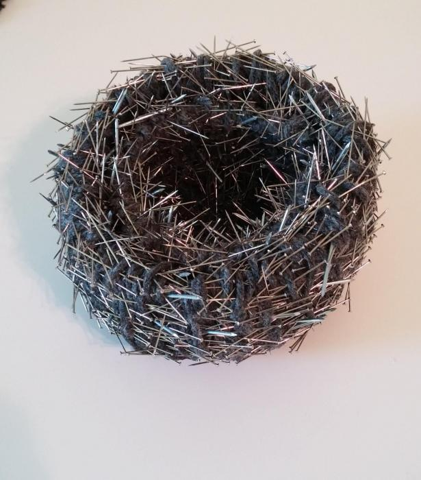 Nest of Accusations  assemblage